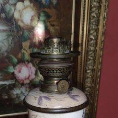 Antigüedades: QUINQUÉ ANTIGUO ORIGINAL. Lote 288306693