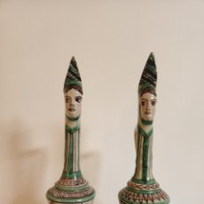 Antigüedades: JARRAS DE PUNTER (TERUEL). Lote 288402753