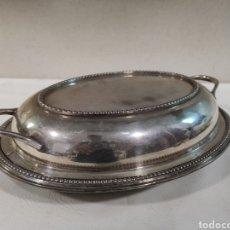 Antigüedades: SERVIDOR DE MESA. INGLATERRA. EPNS. Lote 288407953
