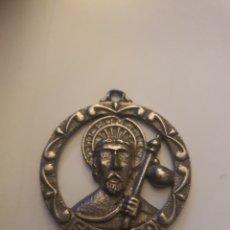 Antigüedades: MEDALLA APÓSTOL SANTIAGO. Lote 288412538