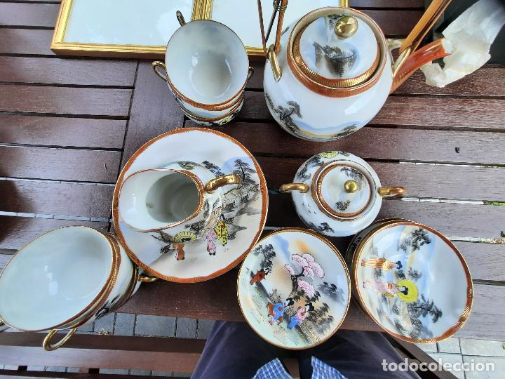 ALTES CHINA GESCHIRR (Antigüedades - Porcelanas y Cerámicas - China)