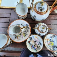 Antigüedades: ALTES CHINA GESCHIRR. Lote 288490803