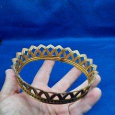 Antigüedades: ANTIGUA CORONA PARA VIRGEN O SANTO. Lote 288499638