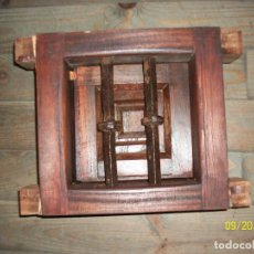 Antigüedades: ANTIGUA VENTANA CON REJAS. Lote 288505613