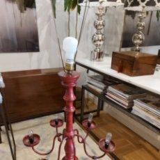 Antigüedades: GRAN LAMPARA VINTAGE. Lote 288575073