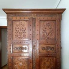 Antigüedades: ARMARIO ANTIGUO. Lote 288593208