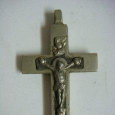 Antigüedades: MEDALLA CRUCIFIJO ANTIGUO Nº.11 (&). Lote 288598903