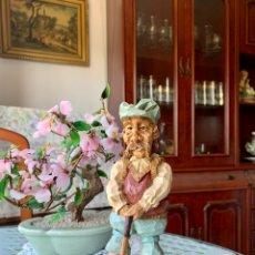 Antigüedades: ESTATUA ANTIGUA (GOLF). Lote 288599783