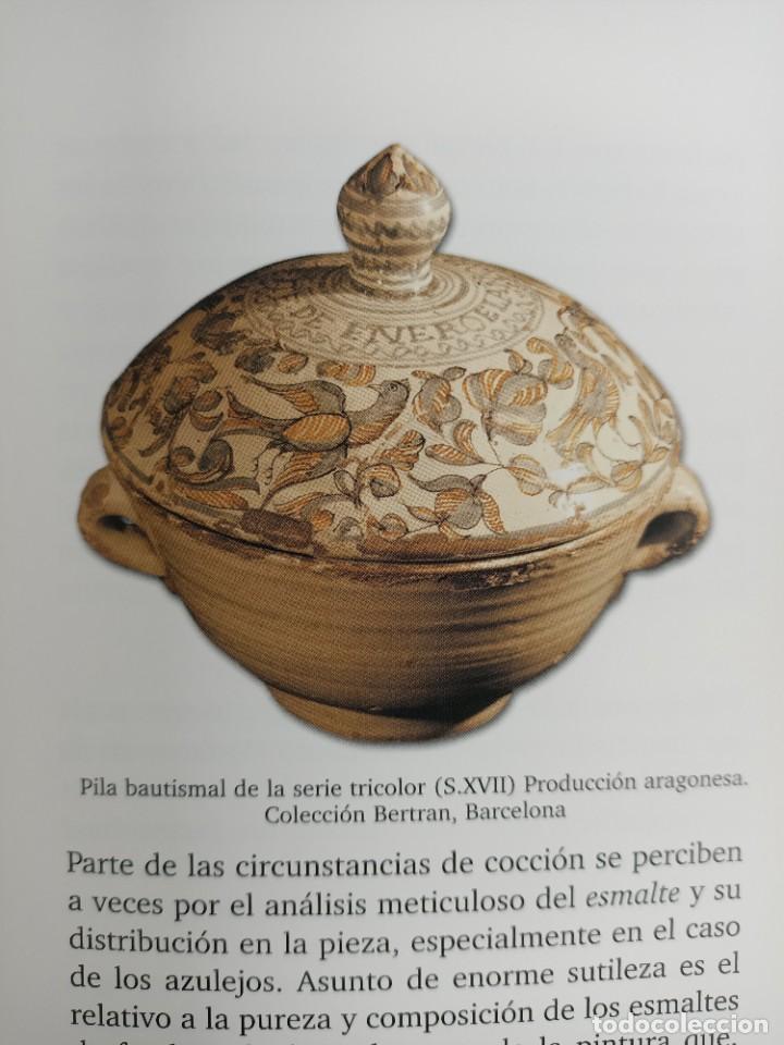 Antigüedades: CERAMICA DE TALAVERA DE LA REINA Y PUENTE DEL ARZOBISPO / EN LA COLECCION BERTRAN Y MUSITU - Foto 10 - 288698913