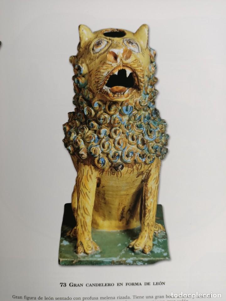 Antigüedades: CERAMICA DE TALAVERA DE LA REINA Y PUENTE DEL ARZOBISPO / EN LA COLECCION BERTRAN Y MUSITU - Foto 11 - 288698913
