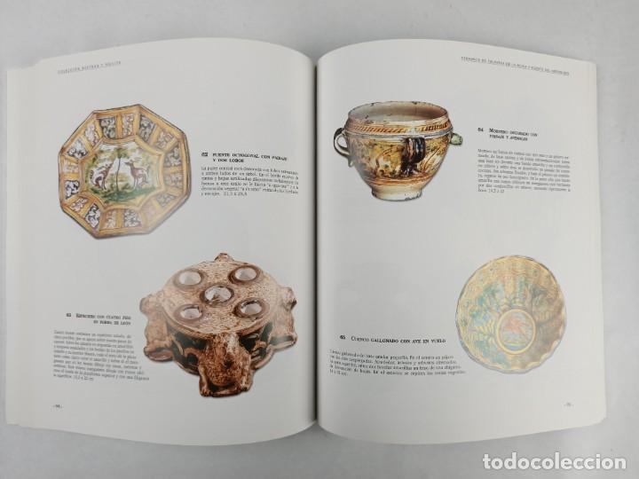 Antigüedades: CERAMICA DE TALAVERA DE LA REINA Y PUENTE DEL ARZOBISPO / EN LA COLECCION BERTRAN Y MUSITU - Foto 12 - 288698913