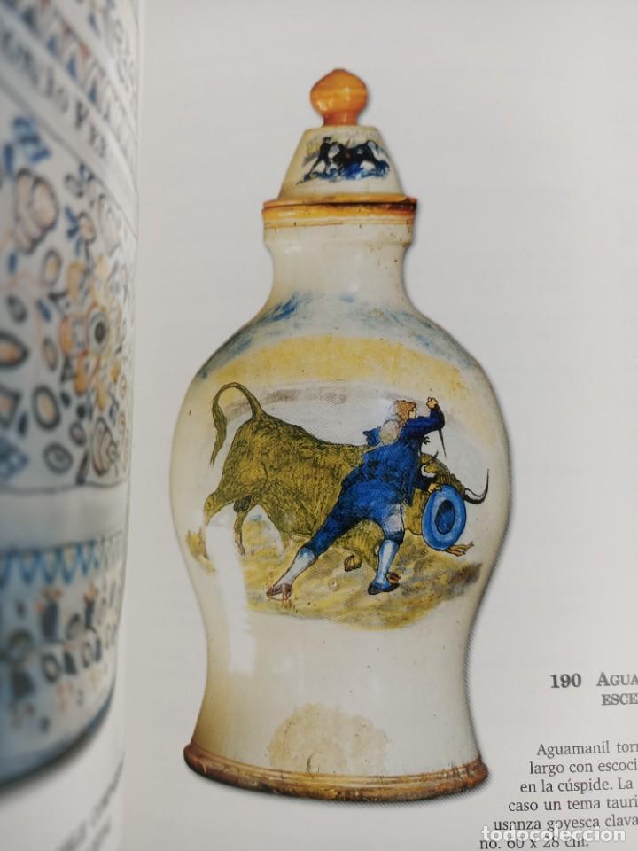 Antigüedades: CERAMICA DE TALAVERA DE LA REINA Y PUENTE DEL ARZOBISPO / EN LA COLECCION BERTRAN Y MUSITU - Foto 14 - 288698913