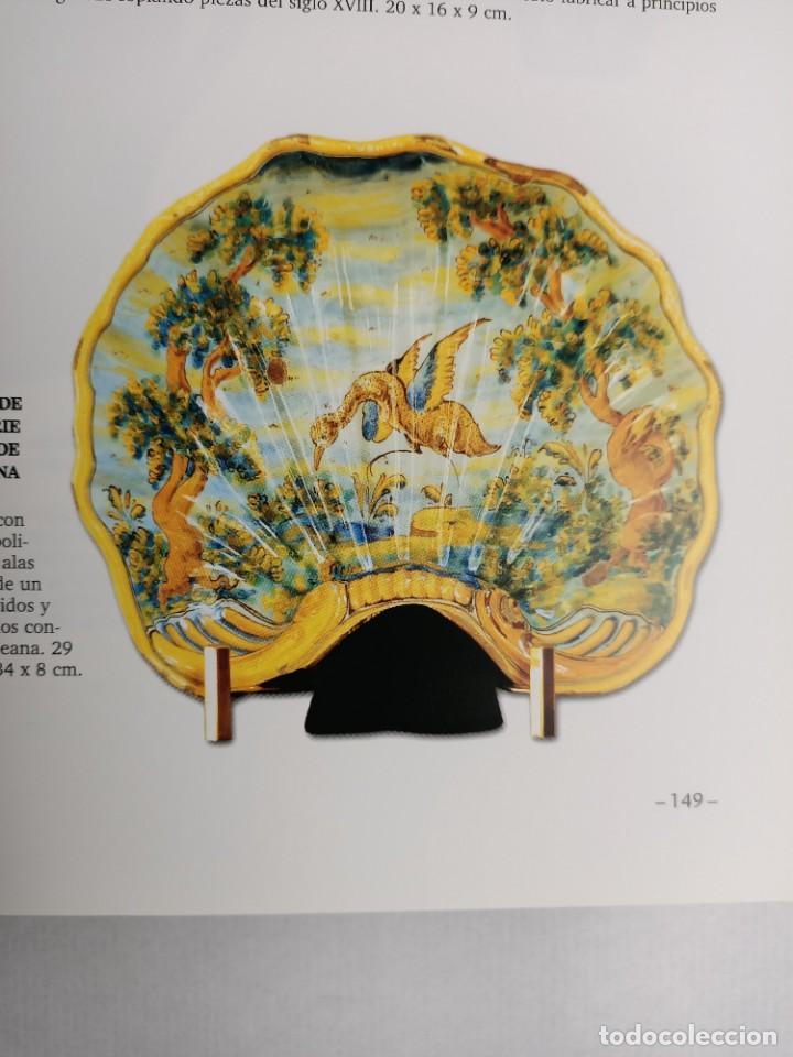 Antigüedades: CERAMICA DE TALAVERA DE LA REINA Y PUENTE DEL ARZOBISPO / EN LA COLECCION BERTRAN Y MUSITU - Foto 15 - 288698913