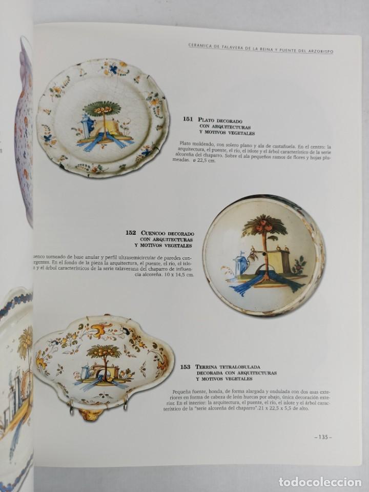Antigüedades: CERAMICA DE TALAVERA DE LA REINA Y PUENTE DEL ARZOBISPO / EN LA COLECCION BERTRAN Y MUSITU - Foto 17 - 288698913