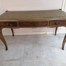 Antigüedades: IMPONENTE ESCRITORIO. Lote 288727623