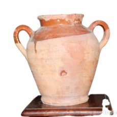 Antigüedades: TARRO DE CERAMICA POPULAR CATALANA. Lote 288899738