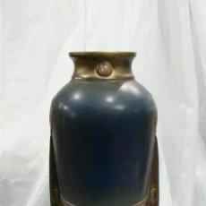 Antigüedades: JARRON ESTILO ART DECO PORCELANA AUSTRIACA COD 17968. Lote 288958138