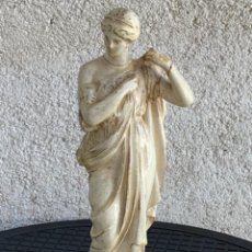 Antigüedades: FIGURA CERÁMICA TANAGRA THÉODORE DECK. Lote 289005138
