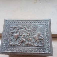 Antigüedades: COFRE ANTIGUO. Lote 289008763