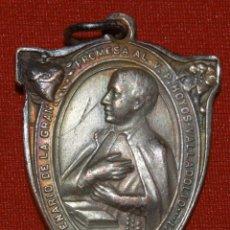 Antigüedades: MEDALLA RELIGIOSA - PADRE HOYOS (VALLADOLID). Lote 289136413