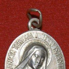 Antigüedades: MEDALLA FRANCESA - SANTA TERESA DE JESÚS INFANTE. Lote 289194903