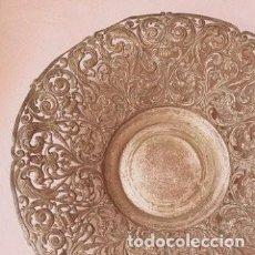 Antigüedades: IMPRESIONANTE CENTRO DE MESA ANTIGUO CLÁSICO ANTIQUE UNIQUE. Lote 289212648