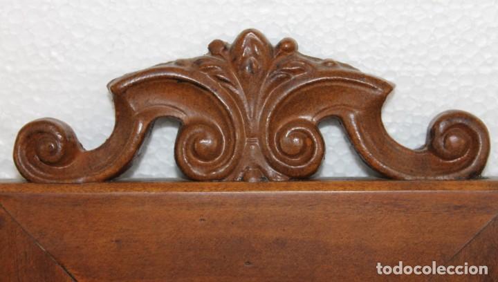 Antigüedades: Dos marcos de madera tallada - Foto 3 - 289330558