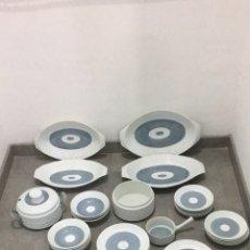 Antigüedades: VAJILLA DEL CASTRO SARGADELOS. Lote 289492243