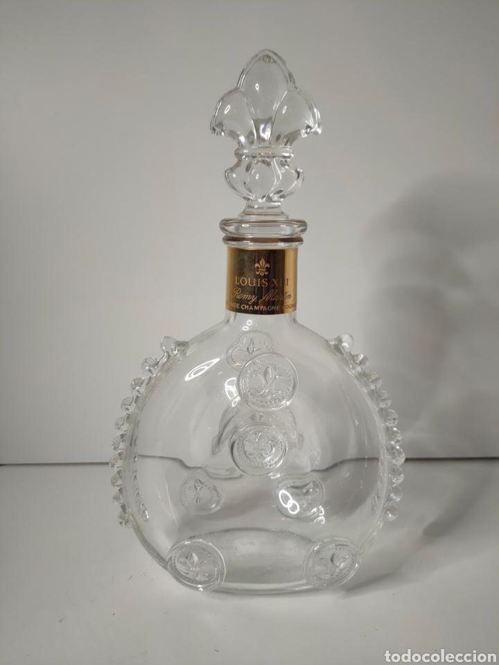 BOTELLA REMY MARTIN LOUIS XIII CHAMPAGNE COGNAC (Antigüedades - Cristal y Vidrio - Baccarat )