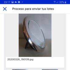 Antigüedades: ESPEJO DE TOCADOR AÑOS VEINTE. Lote 289520323