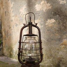 Antigüedades: ANTIGUO FAROL QUINQUÉ. PRINCIPIOS S.XX. Lote 289529433