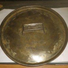 Antigüedades: ANTIGUO TAPE DE OLLA. Lote 289546933