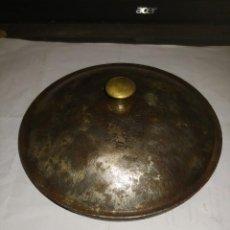 Antigüedades: ANTIGUO TAPE DE OLLA. Lote 289547238
