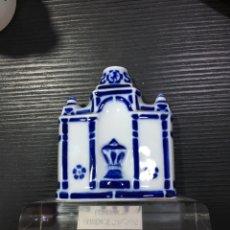 Antigüedades: FIGURA FONTE DAS BURGAS SARGADELOS. Lote 289571843