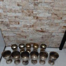 Antigüedades: COPAS ANTIGUAS. Lote 289632588