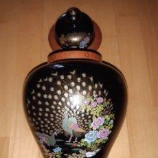 Antiquités: ANTIGUO JARRON JAPONÉS HEISEI CON SELLO EN BASE. VER DESCRIPCIÓN. Lote 289709383