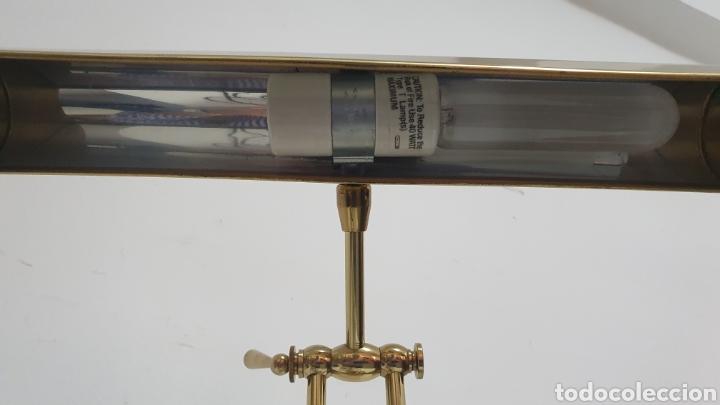 Antigüedades: Preciosa lámpara americana años 70. - Foto 8 - 289872028