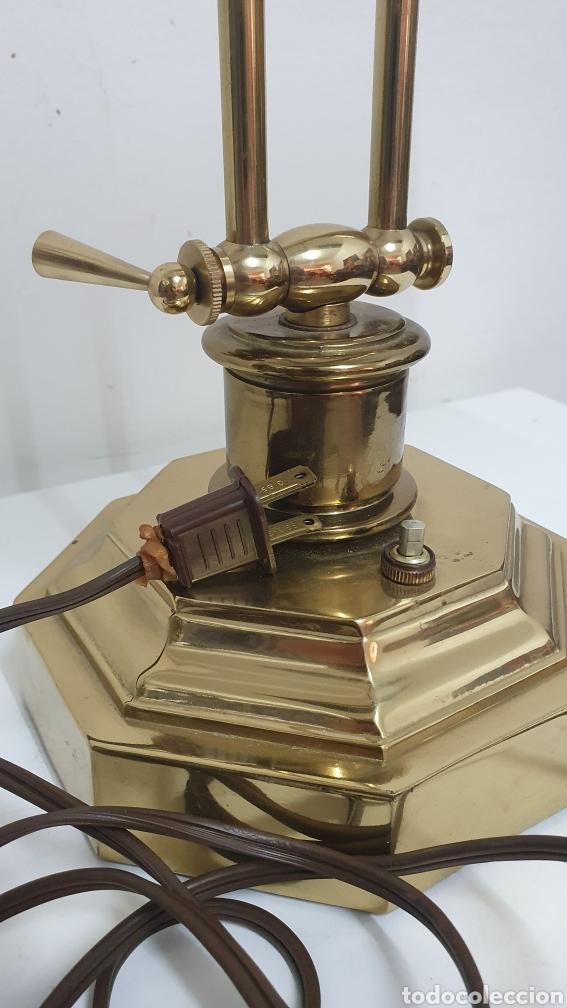 Antigüedades: Preciosa lámpara americana años 70. - Foto 9 - 289872028