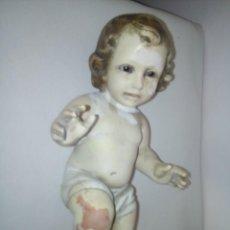 Antigüedades: NIÑO JESUS DE OLOT. Lote 290511528