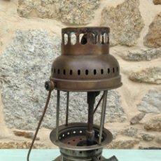 Oggetti Antichi: LAMPARA PARAFINA,PETRÓLEO,GASOLINA BABY PETROMAX 821. Lote 291053723