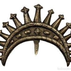 Antigüedades: CORONA DE PLATA PARA VIRGEN , S. XVIII. Lote 291419273