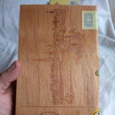Antigüedades: CAJA DE CIGARROS PRECINTADA REIG AROMATICOS CALYPSO. Lote 292161023