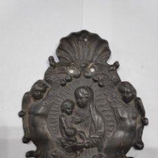 Oggetti Antichi: VIRGEN BENDITERA. Lote 293274873