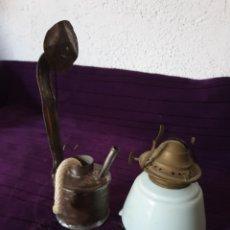 Antigüedades: ANTIGUOS QUINQUES. Lote 293518718