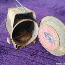 Antigüedades: ANTIGUO QUINQUE O LAMPARA LUZ. Lote 293591873