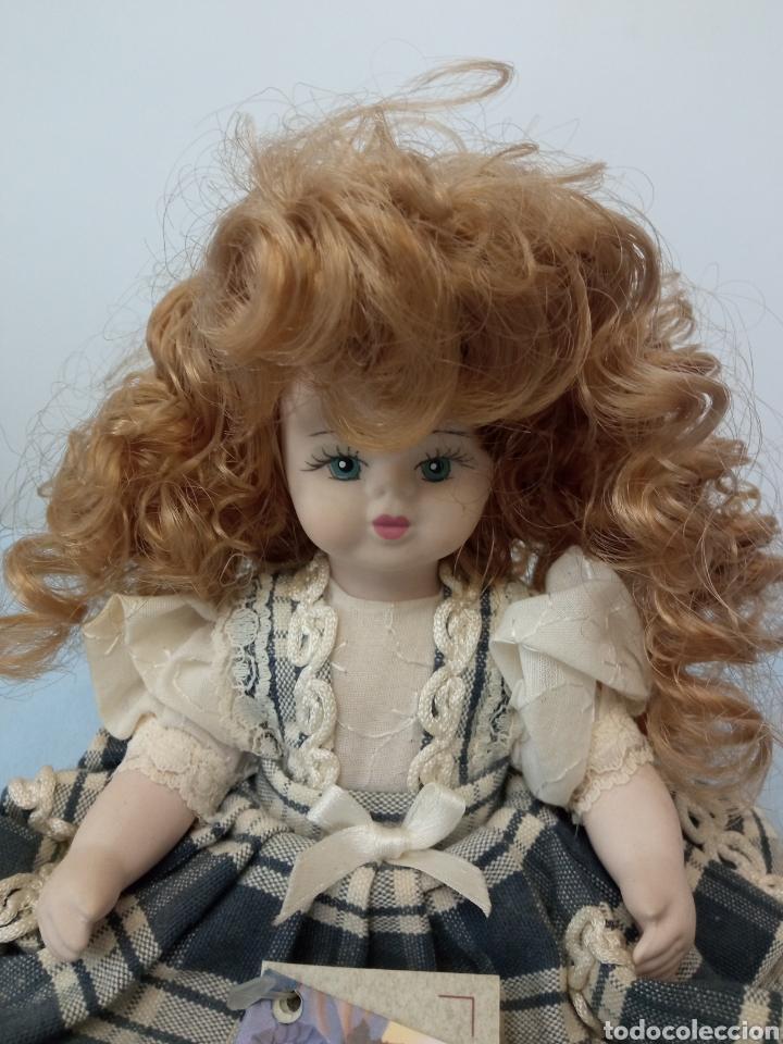 Antigüedades: Muñeca porcelana biscuit Vogue sposa - Foto 2 - 293594473