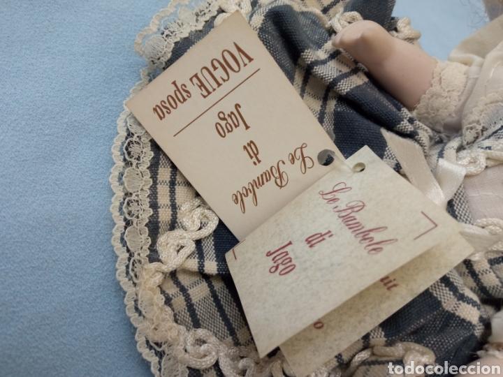 Antigüedades: Muñeca porcelana biscuit Vogue sposa - Foto 3 - 293594473