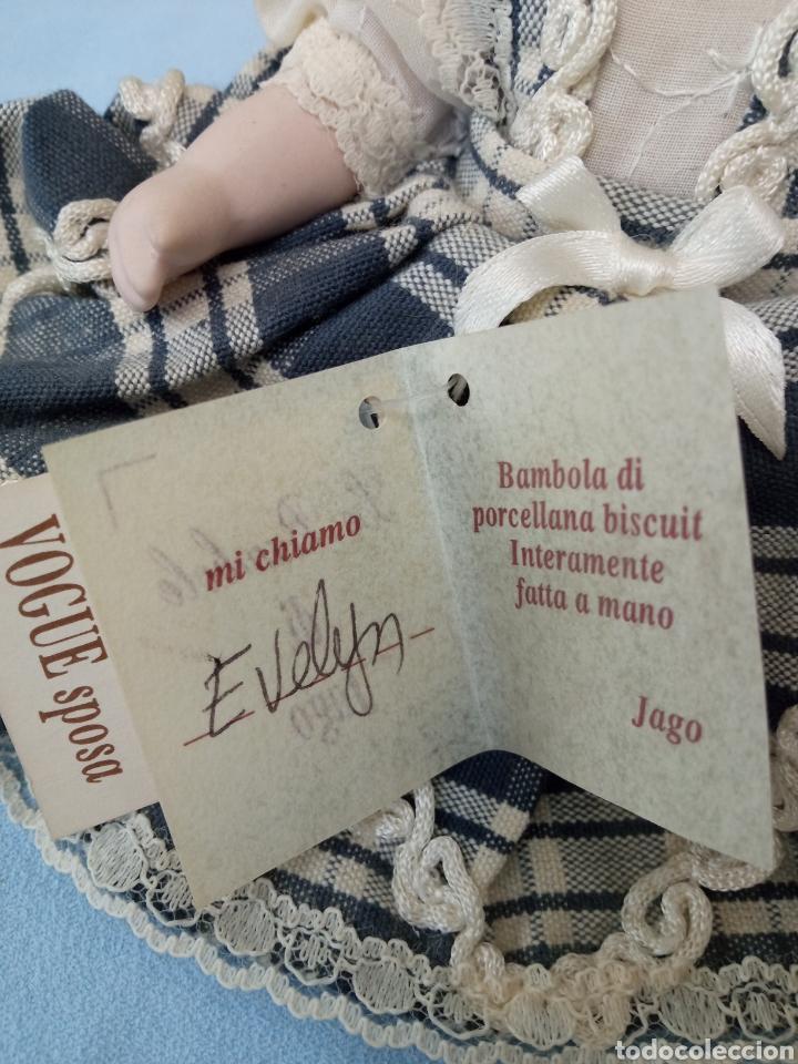 Antigüedades: Muñeca porcelana biscuit Vogue sposa - Foto 4 - 293594473