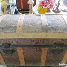 Antigüedades: BAUL ANTIGUO. Lote 293777168