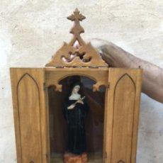 Antigüedades: SANTA RITA - CAPILLA LIMOSNERO. Lote 293878143